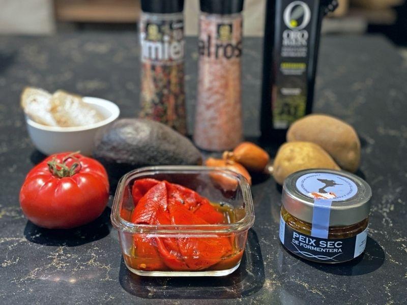 ingredientes ensalada payesa