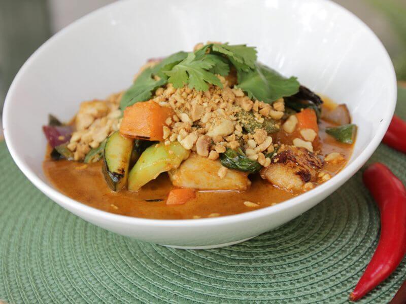 GINGERBOY curry - Comida asiática a domicilio en Madrid