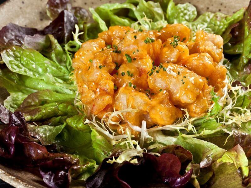 99 SUSHI BAR tempura - Comida japonesa a domicilio en Madrid
