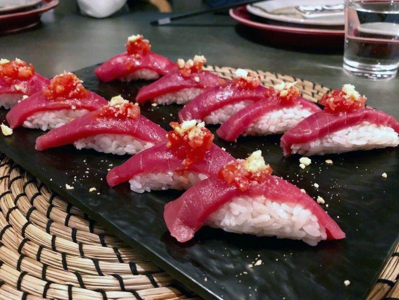 KIGEN SUSHI atun - comida japonesa a domicilio en Madrid