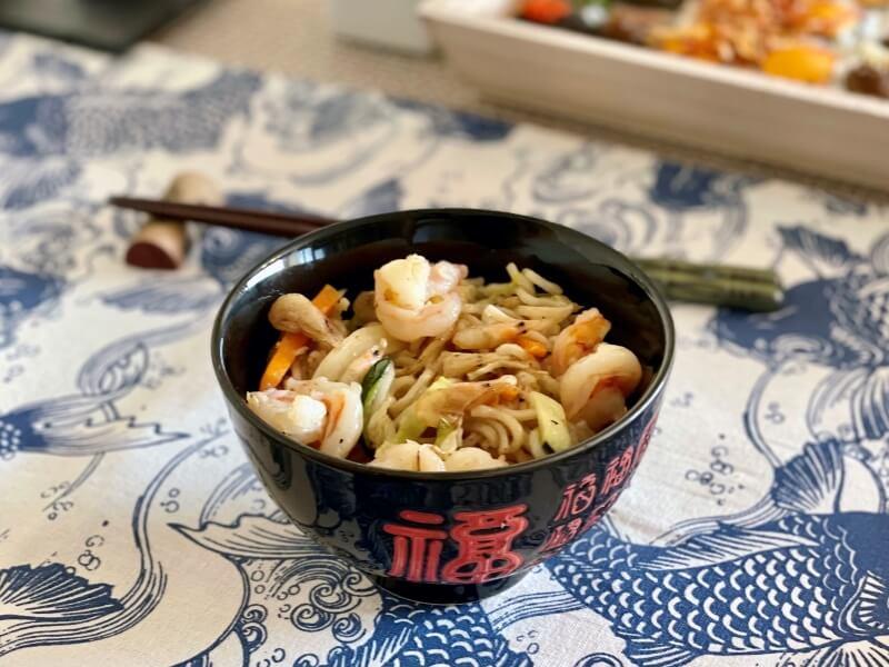 NOMOMOTO yakisoba - comida japonesa a domicilio en Madrid