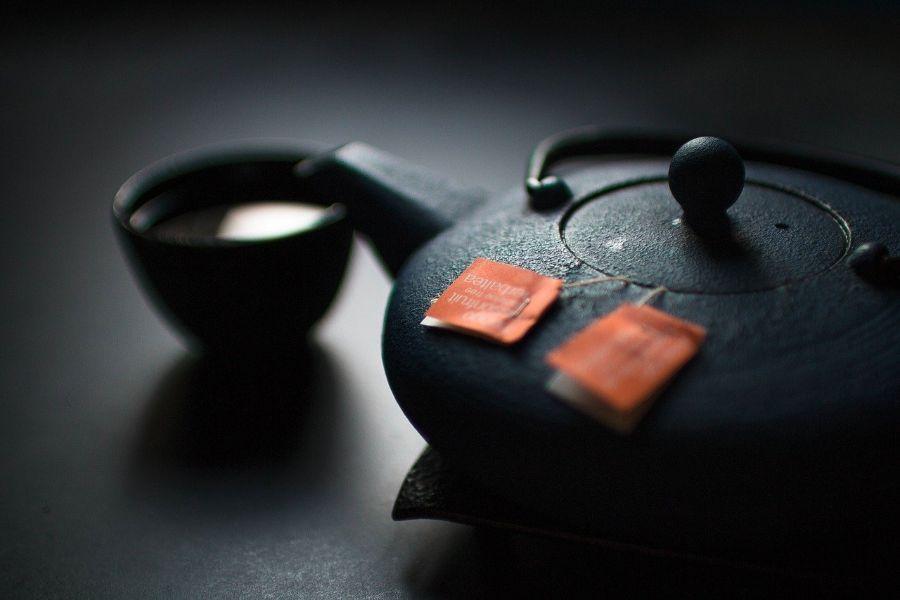 té de calidad bolsa