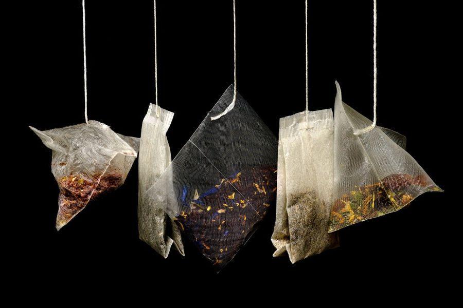 té de calidad bolsas