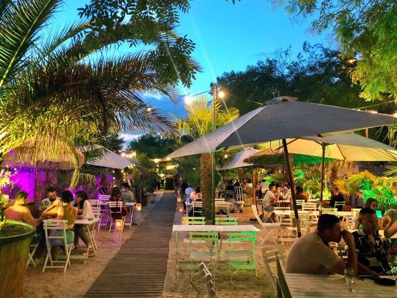 CAFE DEL REY BEACH CLUB - Las mejores terrazas de Madrid