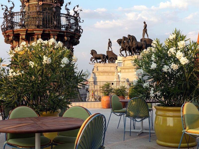 DANI BRASSERIE espacio - Mejores terrazas de Madrid