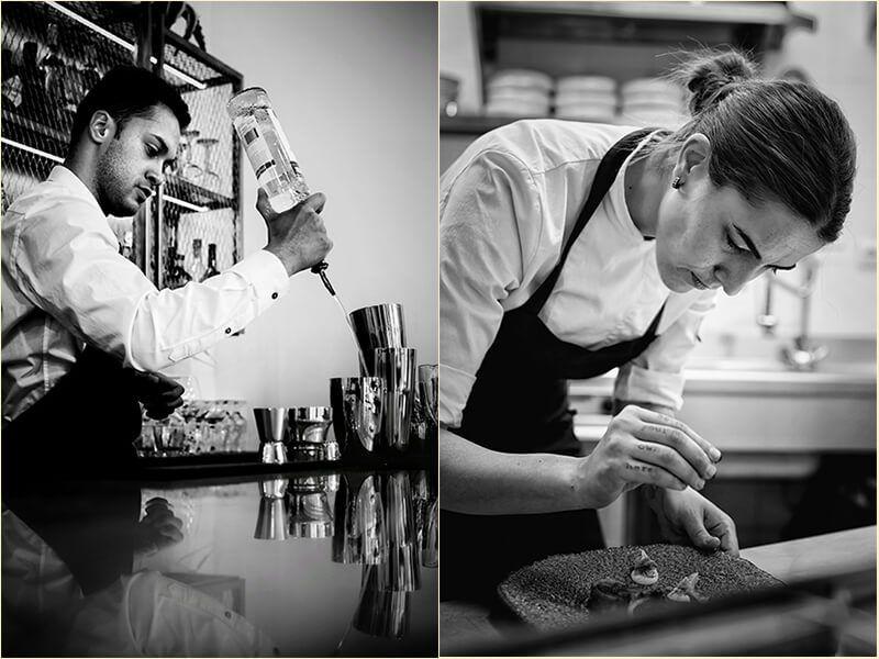 RESTAURANTE MENTICA GASTRONOMICO MADRID - Chefs