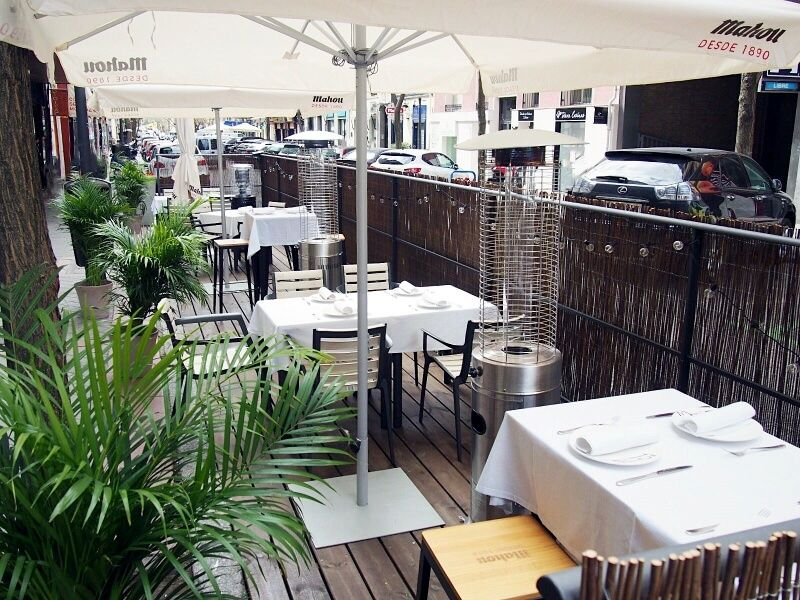 TREZE - Mejores terrazas de Madrid