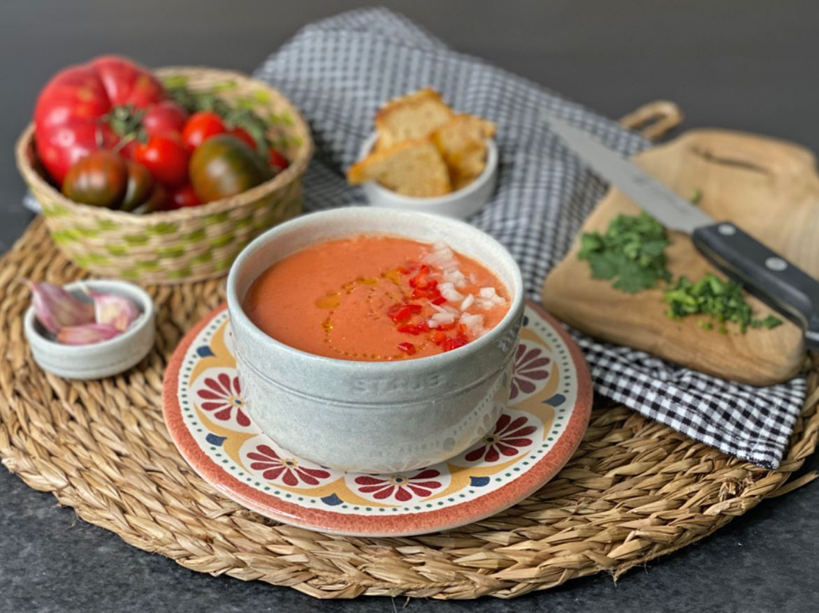 gazpacho receta