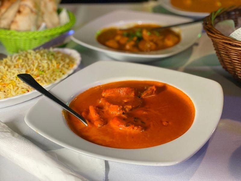 restaurantes marbella indian beach