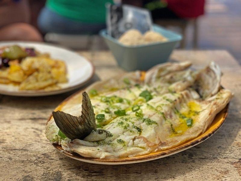 balneario tarifa restaurantes cádiz