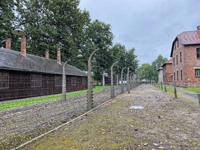 Auschwitz y Birkenau viajar a polonia