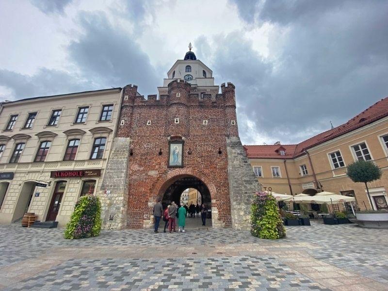 viajar a lublin en polonia