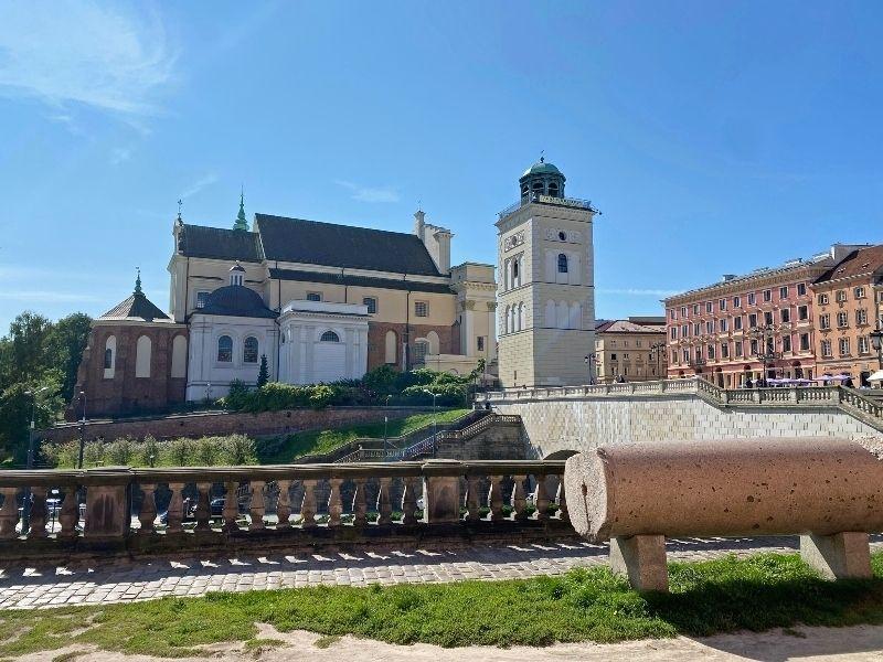 varsovia viajar a polonia