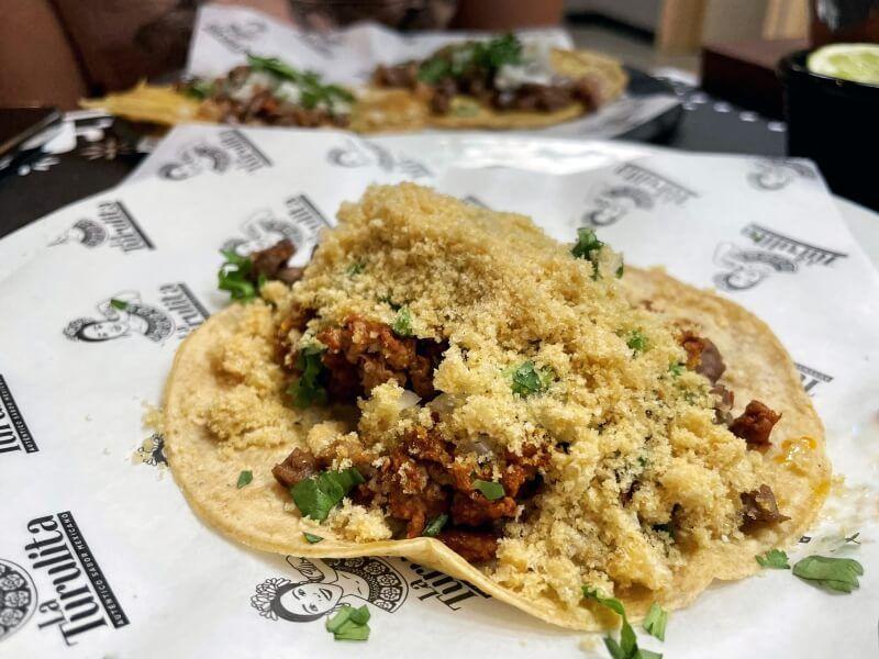 LA TURULITA tacos - restaurantes mexicanos